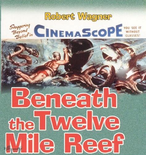 دانلود دوبله فارسی فیلم Beneath the 12-Mile Reef 1953