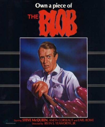 دانلود رایگان دوبله فارسی فیلم توده چسبنده The Blob 1958