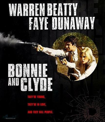 دانلود رایگان دوبله فارسی فیلم اکشن Bonnie and Clyde 1967