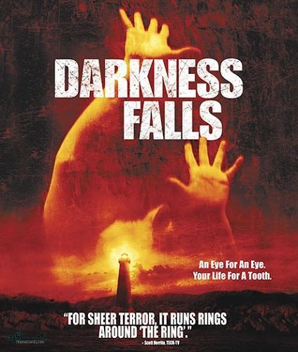 دانلود رایگان دوبله فارسی فیلم ترسناک Darkness Falls 2003