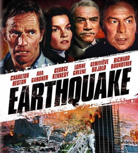 دانلود رایگان دوبله فارسی فیلم زمینلرزه Earthquake 1974