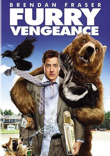 دانلود رایگان دوبله فارسی فیلم کمدی Furry Vengeance 2010