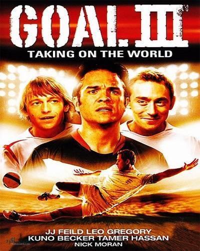 دانلود دوبله فارسی فیلم Goal III: Taking on the World 2009