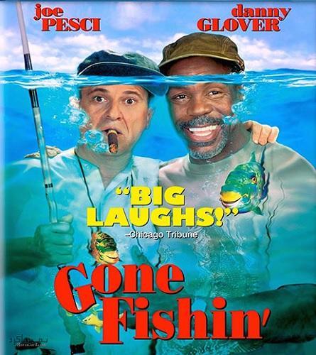 دانلود رایگان دوبله فارسی فیلم کمدی Gone Fishin 1997 BluRay