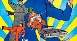دانلود رایگان دوبله فارسی فیلم رزمی The Green Hornet 1974