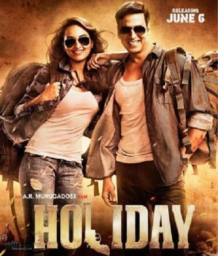 دانلود رایگان دوبله فارسی فیلم هندی تعطیلات Holiday 2014