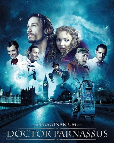 دوبله فارسی فیلم The Imaginarium of Doctor Parnassus 2009