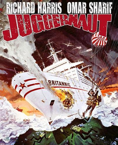 دانلود رایگان دوبله فارسی فیلم هیجان انگیز Juggernaut 1974