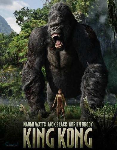 دانلود رایگان دوبله فارسی فیلم ترسناک king-kong 2005