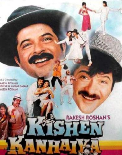 دانلود رایگان دوبله فارسی فیلم هندی Kishen Kanhaiya 1990