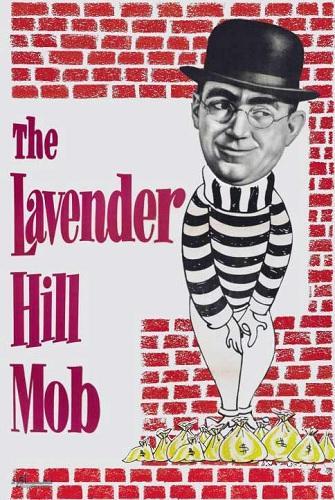 دانلود رایگان دوبله فارسی فیلم The Lavender Hill Mob 1951