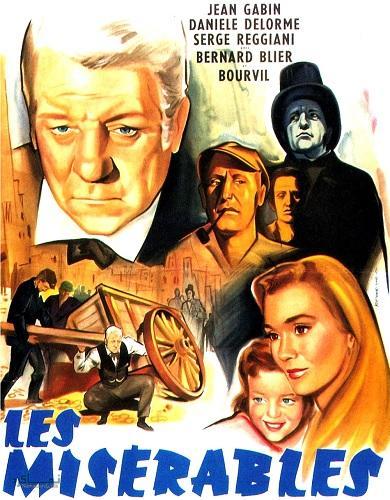 دانلود رایگان دوبله فارسی فیلم بینوایان Les Misérables 1958