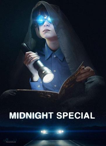 دانلود رایگان دوبله فارسی فیلم اکشن Midnight Special 2016