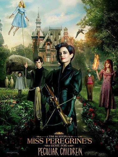 دوبله فارسی فیلم Miss Peregrine's Home for Peculiar Children 2016