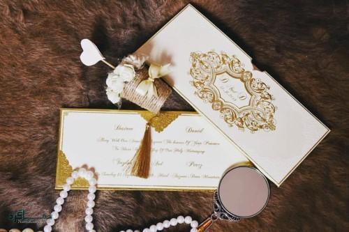 مدل کارت های عروسی شیک خاص