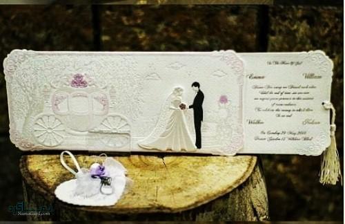 مدل کارت های عروسی شیک و قشنگ