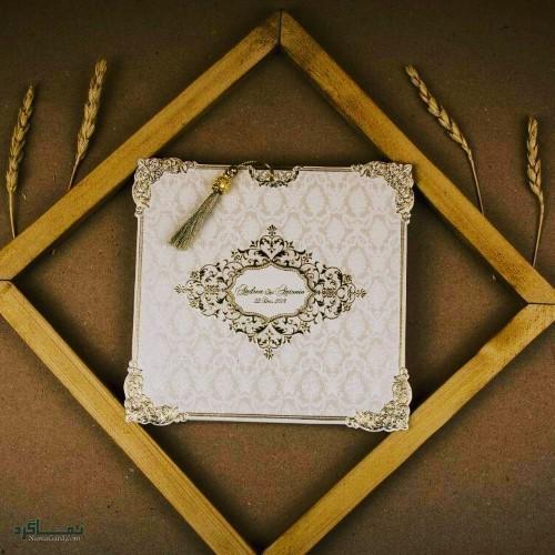 مدل کارت عروسی شیک و باکلاس