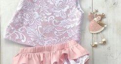 مدل لباس بچه گانه دخترانه فانتزی + انواع مدلهای شیک خاص ۲۰۲۱