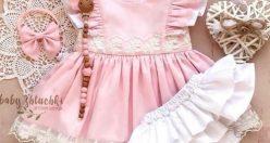 مدل لباس بچه گانه فانتزی + ۲۵ مدل قشنگ و باکلاس لباس بچه گونه