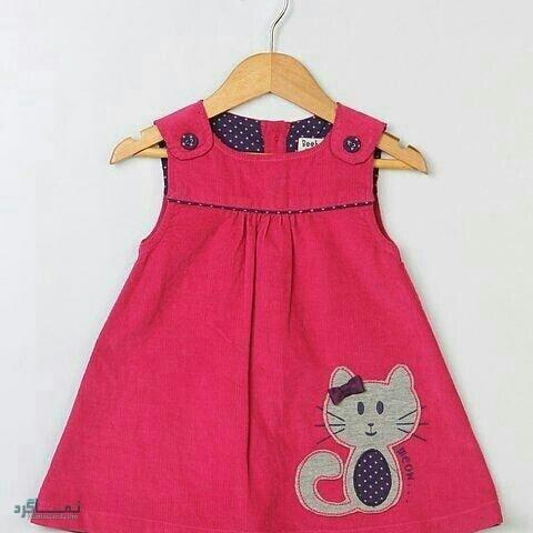مدل لباس های کودک جدید متفاوت