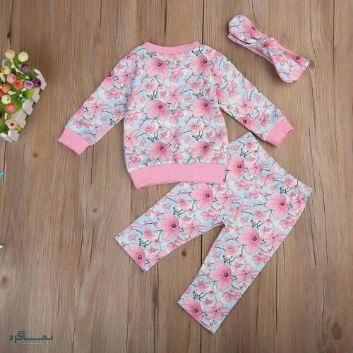 مدل لباس های کودک جدید باکلاس