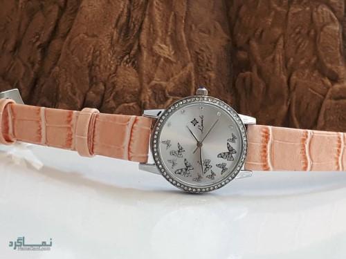 مدل ساعت های لاکچری زنانه متفاوت