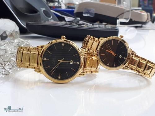 مدل ساعت های لاکچری زنانه شیک