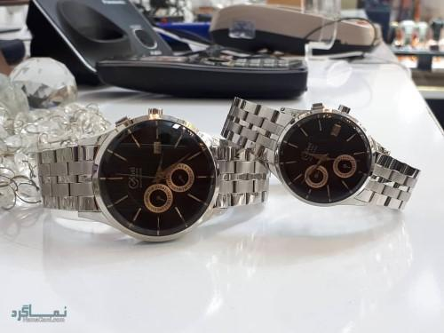 مدل ساعت های لاکچری مردانه جدید