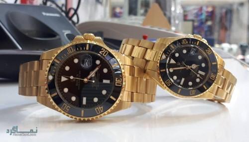 ساعت های مچی لاکچری و خاص زیبا