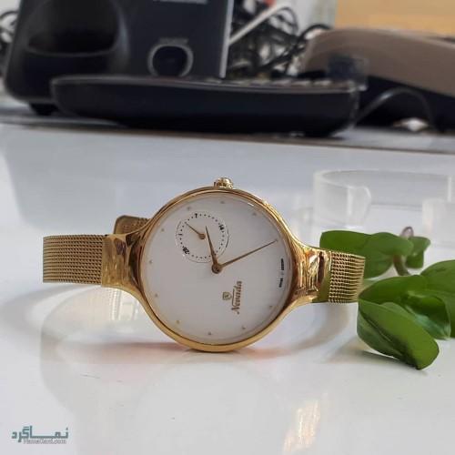 مدل ساعت لاکچری زنانه