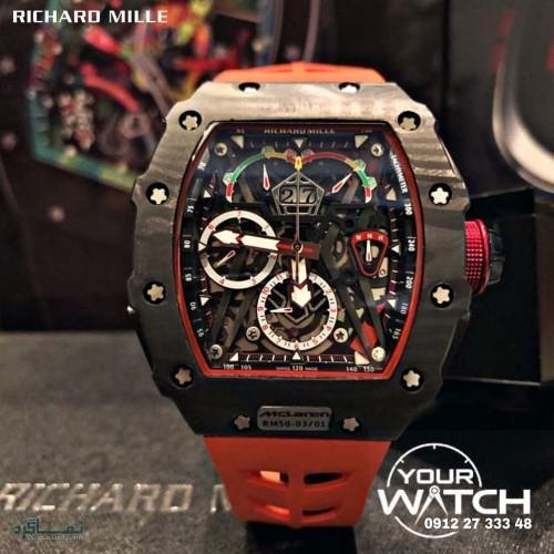 مدل ساعت های مچی شیک متفاوت