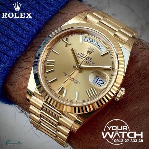 مدل ساعت های مچی شیک و جذاب