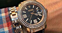 مدل ساعت مچی شیک و جدید + انواع مدلهای ساعت مچی جذاب