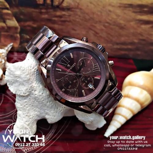 مدلهای ساعت مچی شیک باکلاس