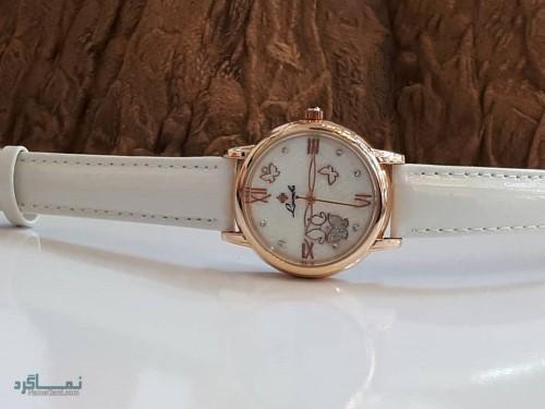 مدل ساعت مچی اسپرت دخترانه زیبا