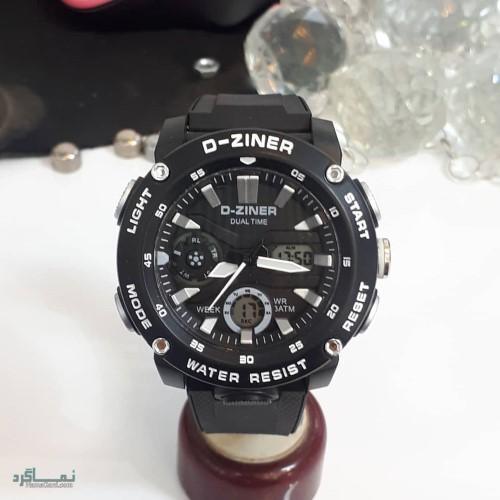 مدل ساعت های مچی اسپرت پسرانه خاص