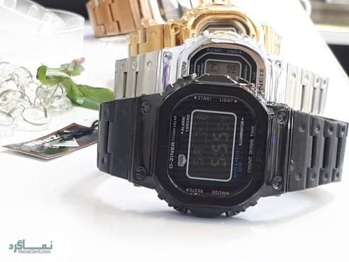 مدل ساعت های مچی اسپرت زنانه زیبا