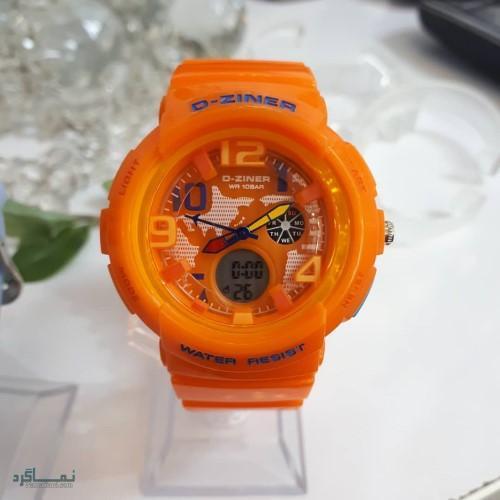 مدل ساعت های مچی اسپرت جدید شیک