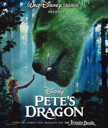دانلود رایگان دوبله فارسی فیلم اژدهای پیت Pete's Dragon 2016
