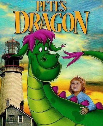 دانلود رایگان دوبله فارسی انیمیشن کمدی Pete's Dragon 1977