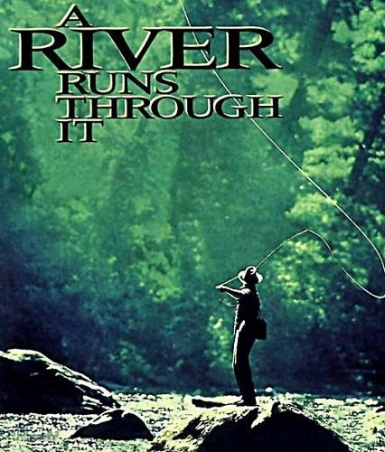 دانلود رایگان دوبله فارسی فیلم A River Runs Through It 1992