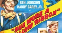 دانلود دوبله فارسی فیلم وسترن She Wore a Yellow Ribbon 1949