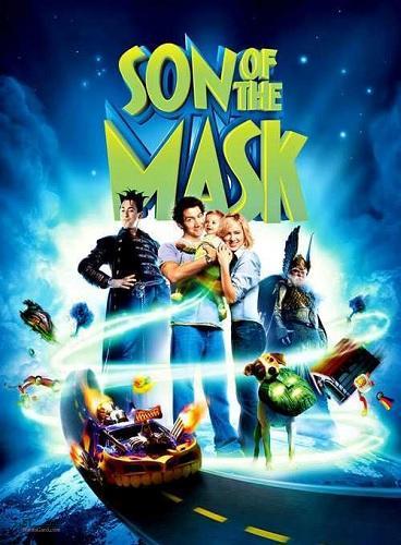 دانلود رایگان دوبله فارسی فیلم کمدی Son of the Mask 2005