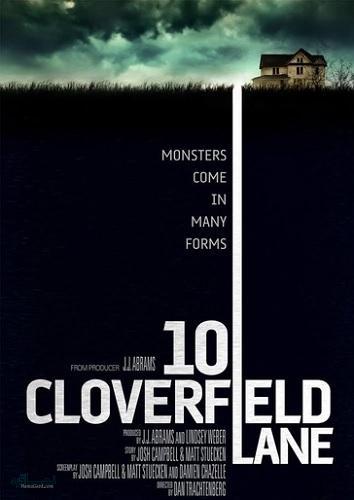 دانلود رایگان دوبله فارسی فیلم Ten 10 Cloverfield Lane 2016
