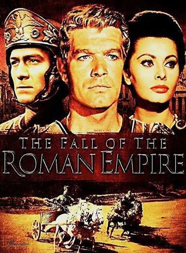 دانلود دوبله فارسی فیلم The Fall of the Roman Empire 1964
