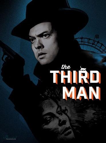 دانلود رایگان دوبله فارسی فیلم مرد سوم The Third Man 1949