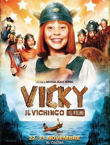 دانلود رایگان دوبله فارسی فیلم کمدی Vicky the Viking 2009