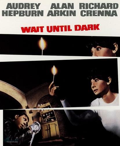 دانلود رایگان دوبله فارسی فیلم ترسناک Wait Until Dark 1967