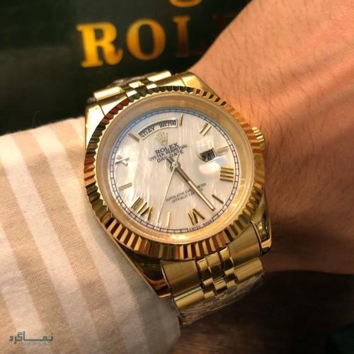 ساعت های مچی شیک جدید زیبا