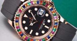 ساعت مچی شیک زنانه + انواع ساعت های مچی خاص زیبا ۲۰۲۱